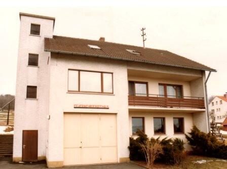 Feuerwehrgerätehaus 1970